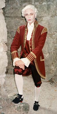 C. Wagner als der junge Friedrich II
