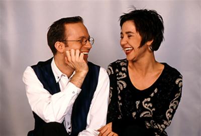 christoph mit Anja Frauke beim NDR